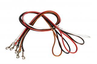 Поводки круглые с капроновым шнуром Mister GaFF Premium 20 мм/140 см