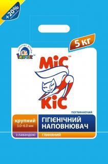 Наполнитель МиС КиС Крупный 5 кг
