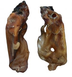Вуха яловичі сушені 2 шт