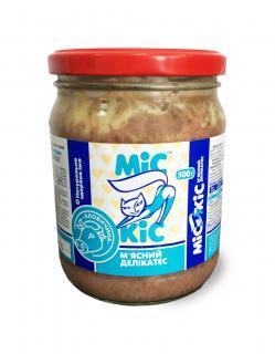 МиС КиС с говядиной 500 гр