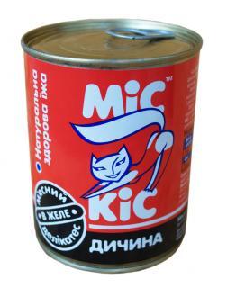 МиС КиС с дичью 340 гр
