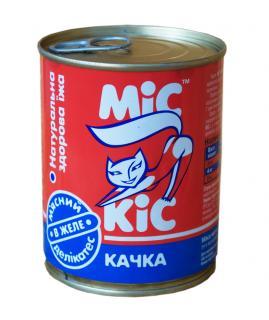 МиС КиС с уткой 340 гр