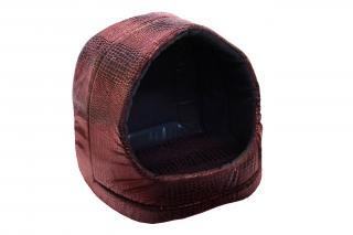 Домик Кетрин рептилия (розовый) 33х35х32 см